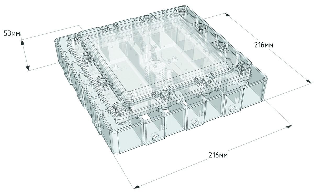 АТ-ДСП-10/65-220VAC-IP67-EX